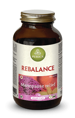 PURICA Rebalance - Menopause Relief