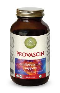 Provascin for cardiovascular support