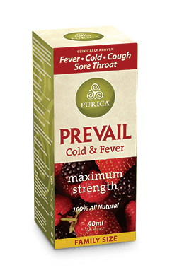 Prevail Family Size Box